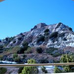 view from balcony : Kefalos tower