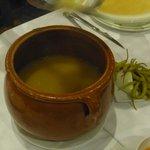 Sopa del cocido