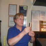 jenny in bar area