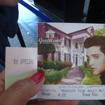 Graceland  - meu ingresso