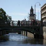Катаемся под мостами