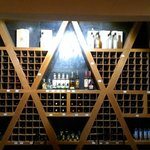 Wine/Mezcal bar
