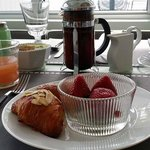 Delicious Breakfast at Metropolitan