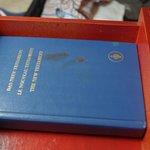 la bible dans le tiroir du chevet - faut il analyser le sang lol