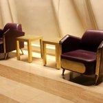 lobby. fauteuils magnifiques