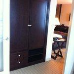 Nice large closet