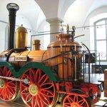 Wonderful steam engine