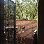 Casita - private patio