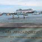 homenagem aos pescadores de Búzios...