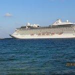 Riviera ship - Oceana cruiseline