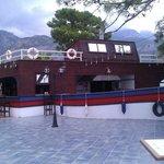 Pool eatery