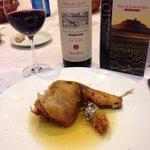 Cochinillo exquisito!! y Don Jose Maria inigualable!!