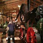 Kauri Museum Turning Steam Sawmill