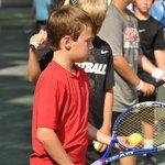 Junior tennis lessons at Palmetto Dunes