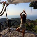 Weekend yoga