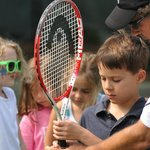 Kids Tennis Clinics at Palmetto Dunes