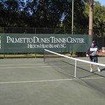 Palmetto Dunes Tennis Center