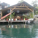 This is probably the best place I have EVER eaten. Drive up on your boat, or come in from the st