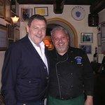 Al Feudo lo Chef Lupini con Gianfranco Vissani