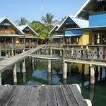 Delightful Koko resort cabins