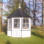Small summer house