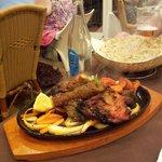 Mixed Grill Tandoori