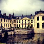 The chateau.