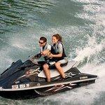 Jet Ski Fun, Bass Lake Ca