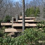 Fallingwater, front
