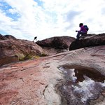 Take in the History at Hueco Tanks State Park and Historic Site