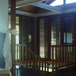 Bedroom at L' Acqua Viva