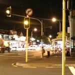 Ponsonby at night