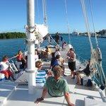 Sunset Cruise on the Atabeyra