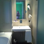 convenient bathroom