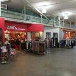 Eastern clothing shop