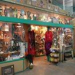 Son of the Pharaoh Bric a Brac shop
