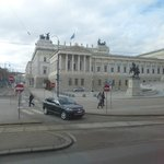 Vista parcial del Parlamento