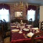 Stunning elegant dining room