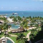 Playa Mujeres & VDP Pool area