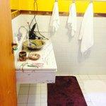 Banheiro/pia