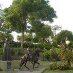 Chabuca Granda y el caballo de paso