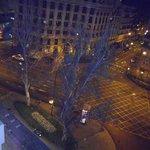 Vista nocturna desde mi habitación..