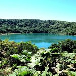 Laguna Вotos вулкана Poas