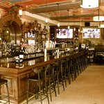 Long Antique Bar