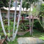 view of garden rooms