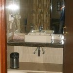 bathroom..beautiful..neat nd clean