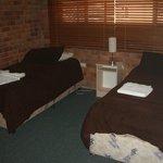 bedroom in  3 bedroom unit