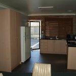 kitchen in 3 bedroom unit
