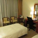 Clean room @ Cityview Hotel, Hong Kong