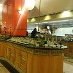 Vista del restaurante principal